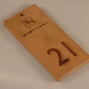 Wooden Key Fobs