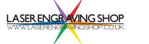 Laser Engraving Shop Logo